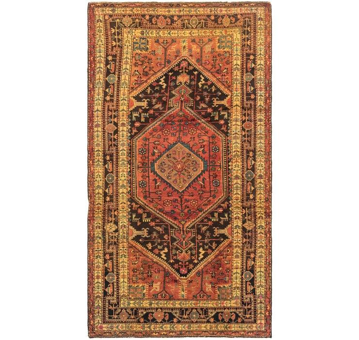 Image of 165cm x 312cm Tuiserkan Persian Runne...