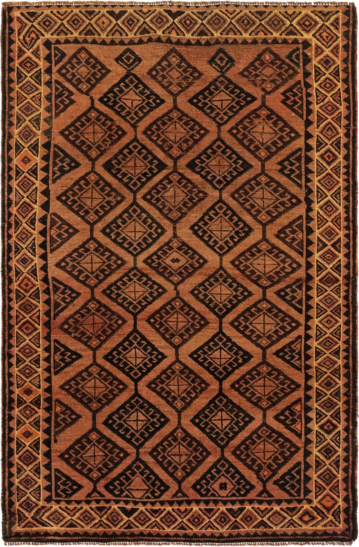5' 2 x 8' Shiraz Persian Rug main image
