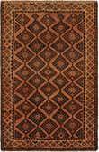 5' 2 x 8' Shiraz Persian Rug thumbnail