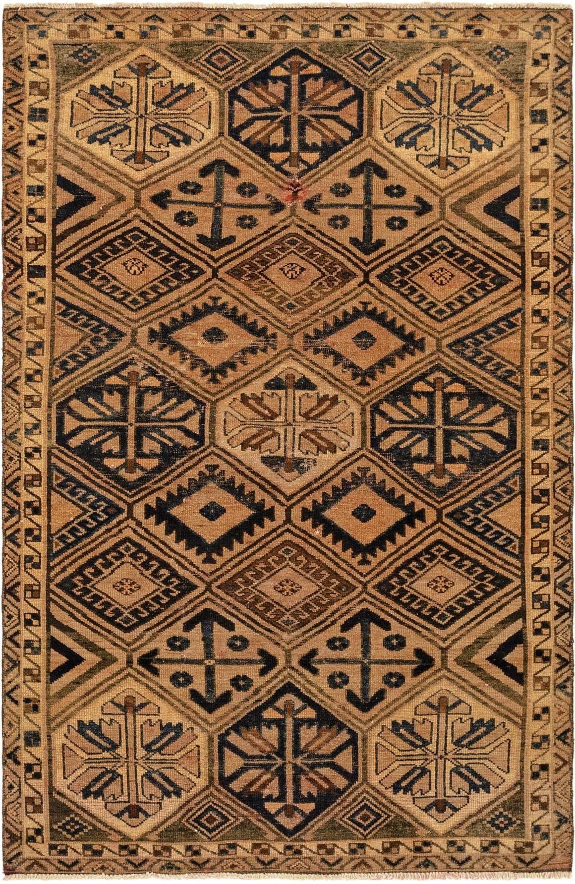 5' 2 x 8' Shiraz Persian Rug main image