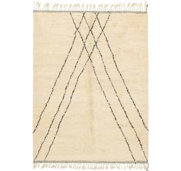 Image of 7' 2 x 9' 6 Moroccan Rug