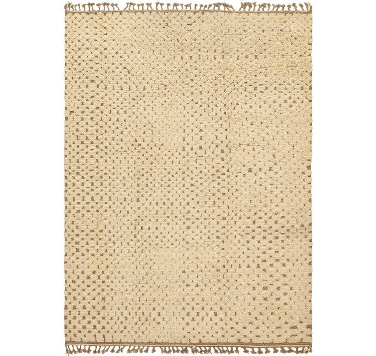 9' 6 x 13' 3 Moroccan Rug