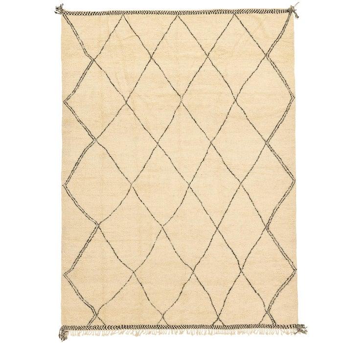 9' 6 x 12' 7 Moroccan Rug