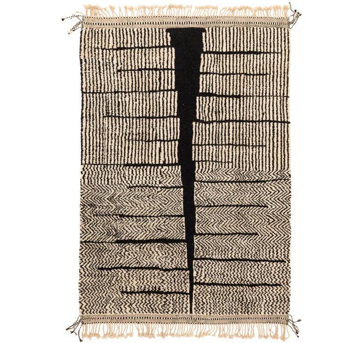 9' 7 x 13' 8 Moroccan Rug