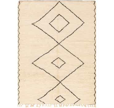 Image of  8' 6 x 9' Moroccan Rug