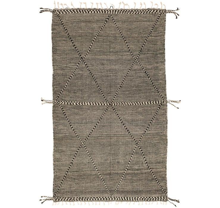 218cm x 365cm Moroccan Rug