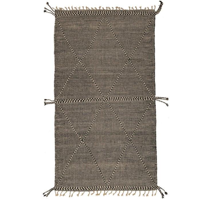 7' 1 x 12' 8 Moroccan Rug