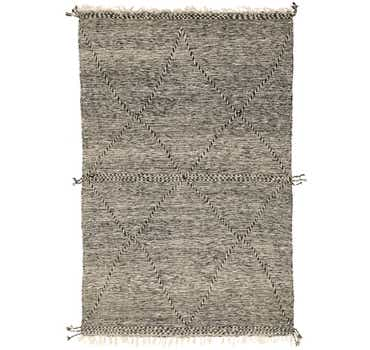 6' 3 x 9' 9 Moroccan Rug