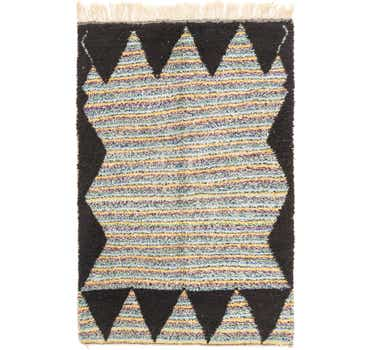 Image of  5' 5 x 8' 4 Moroccan Rug