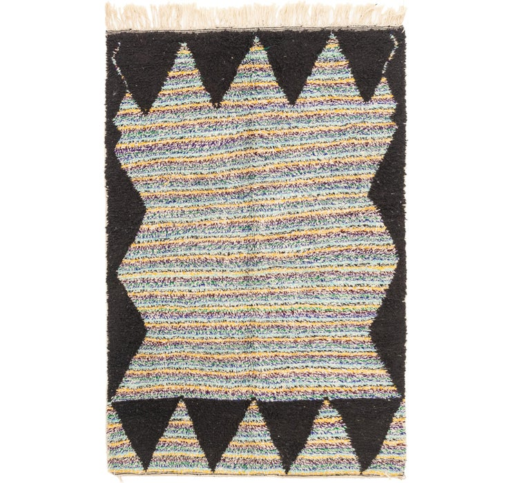 Image of 165cm x 255cm Moroccan Rug