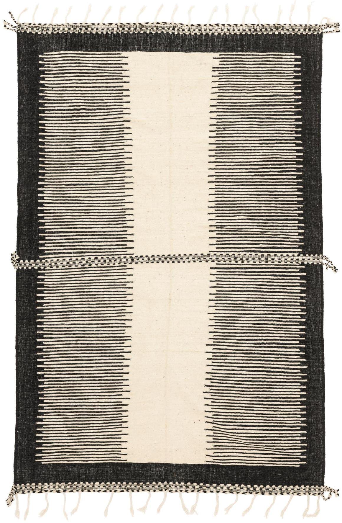 7' 5 x 11' 6 Moroccan Rug main image