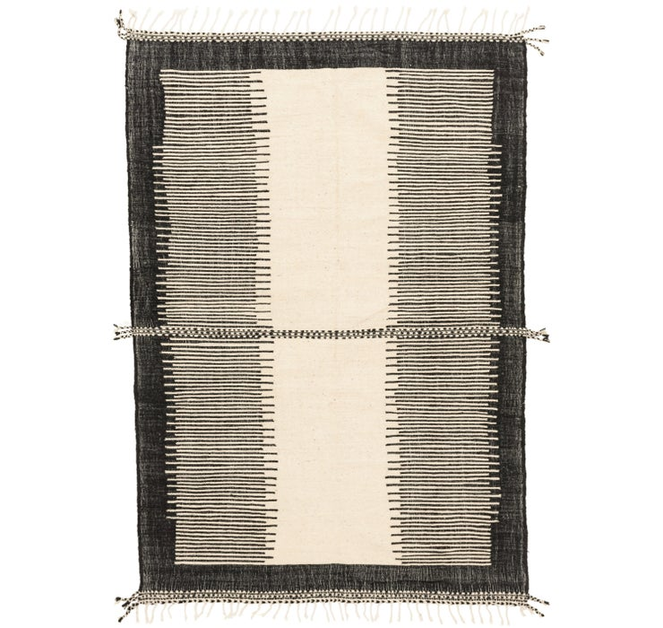 7' 5 x 11' Moroccan Rug