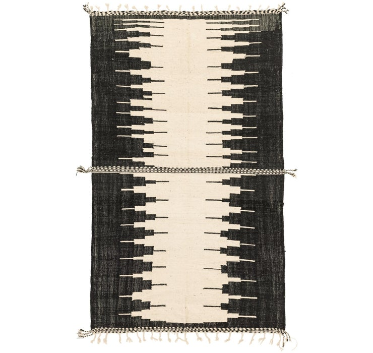 213cm x 345cm Moroccan Rug
