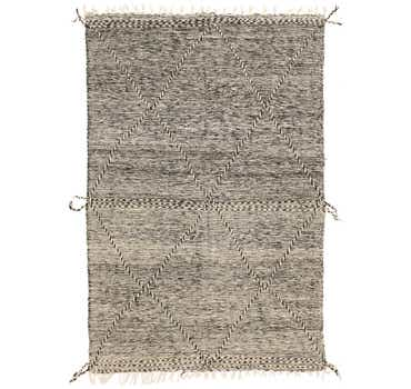 Image of 5' 4 x 9' 6 Moroccan Rug
