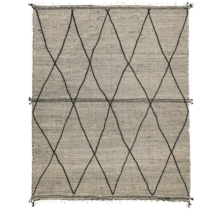 9' 3 x 11' 2 Moroccan Rug