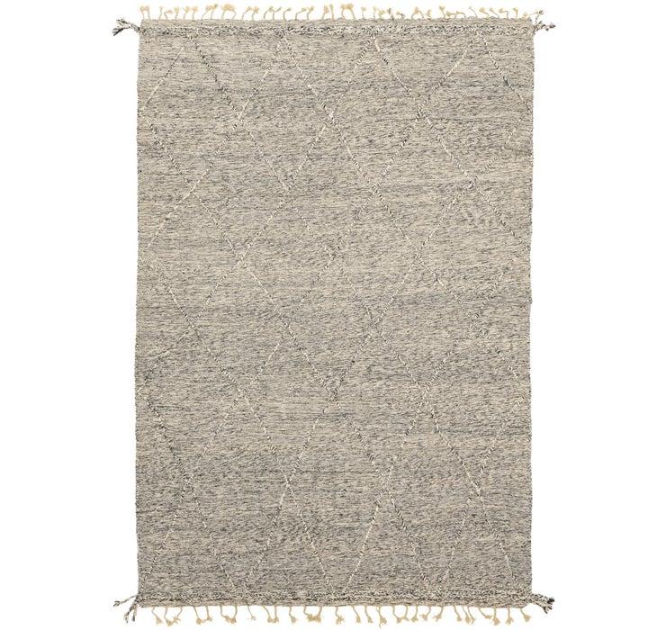 9' 7 x 13' 11 Moroccan Rug
