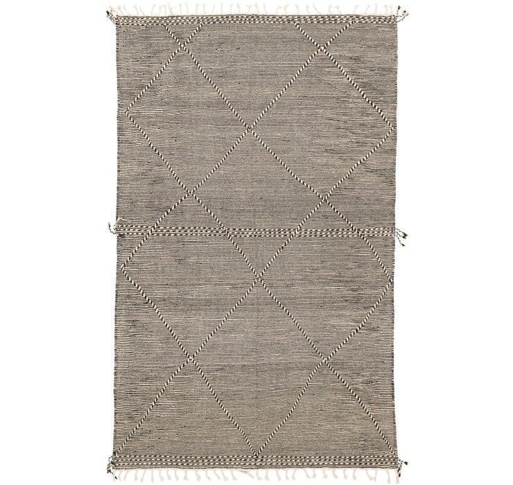 190cm x 318cm Moroccan Rug