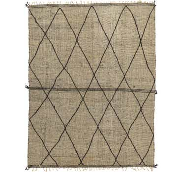 Image of 10' 4 x 12' 11 Moroccan Rug