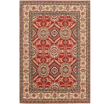 Image of 6' 6 x 9' 9 Kazak Rug