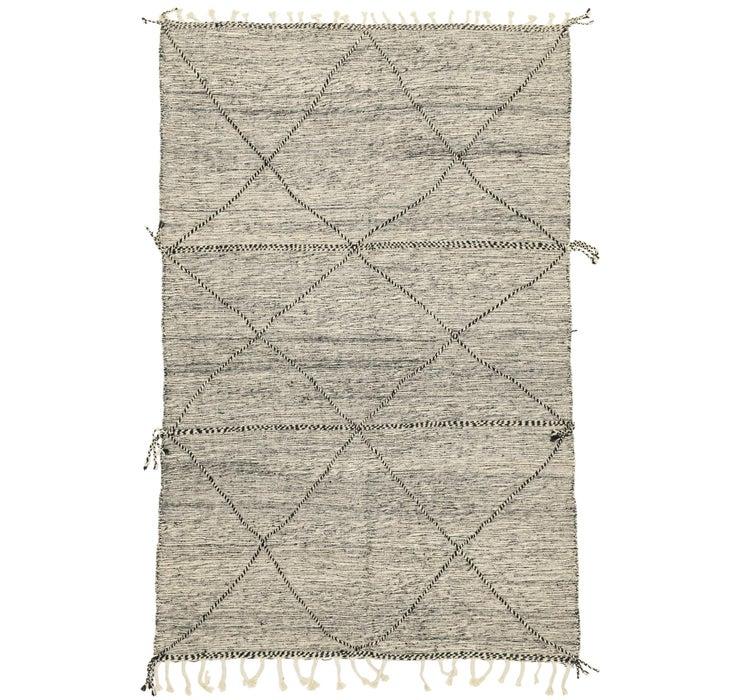 198cm x 300cm Moroccan Rug