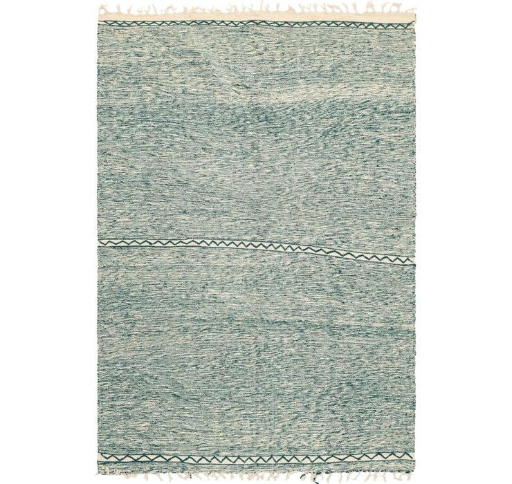 190cm x 287cm Moroccan Rug