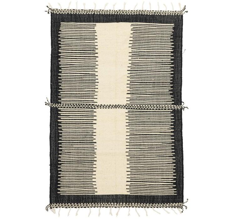 7' x 10' 10 Moroccan Rug