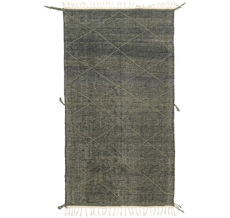 6' 8 x 11' 5 Moroccan Rug