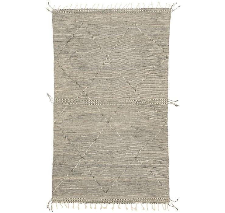 6' 5 x 10' 9 Moroccan Rug