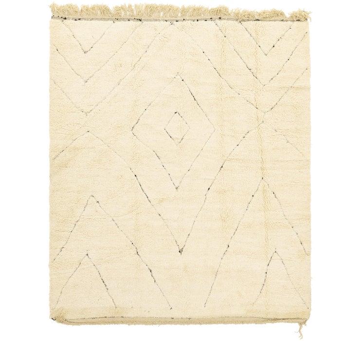 10' 2 x 12' 7 Moroccan Rug