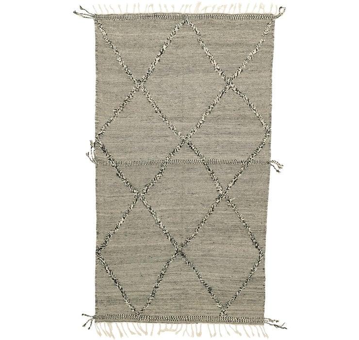 6' 6 x 11' 5 Moroccan Rug