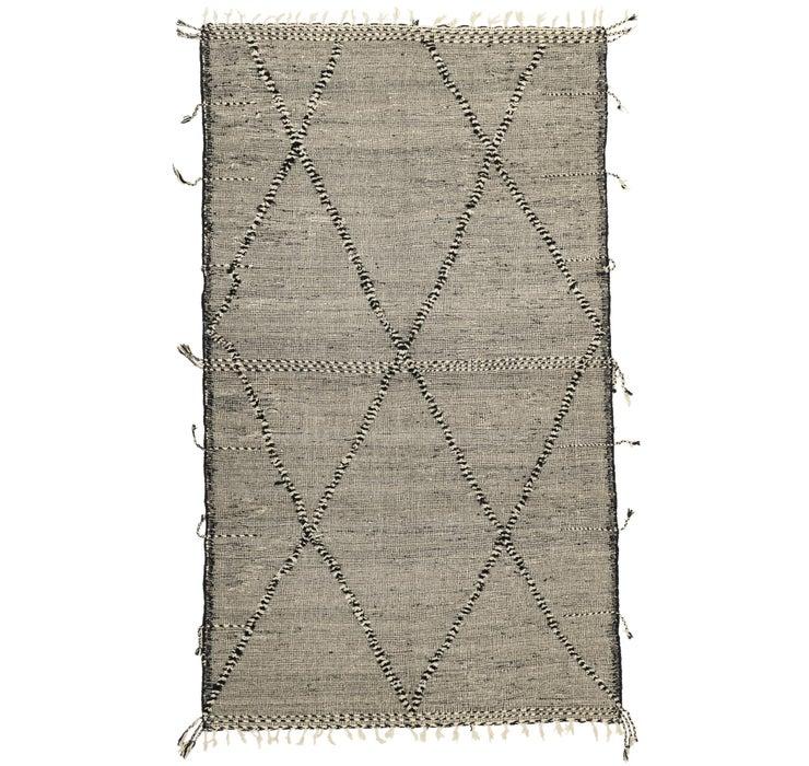 7' 6 x 12' 10 Moroccan Rug