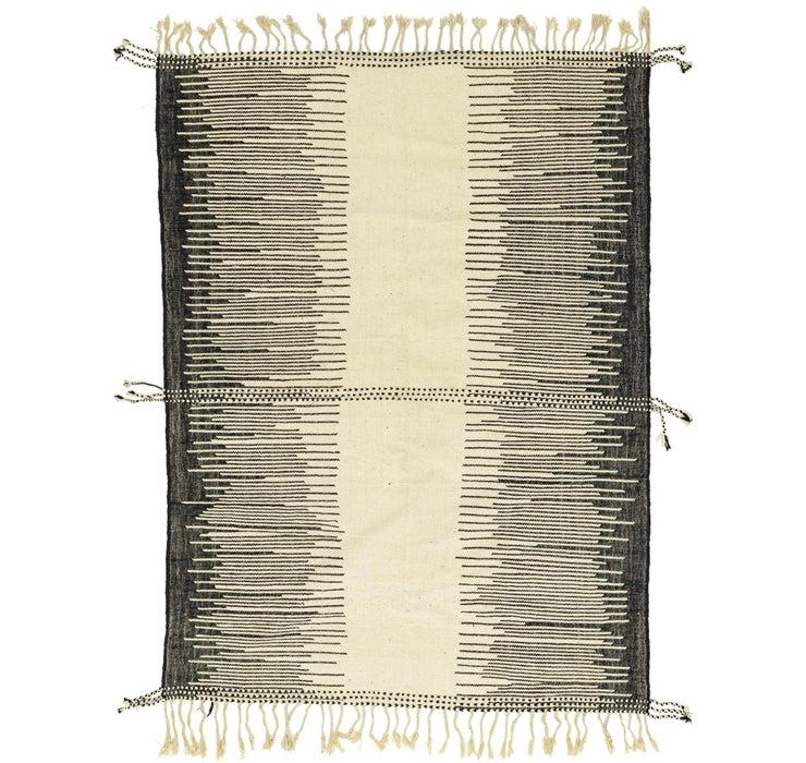 7' 3 x 10' Moroccan Rug