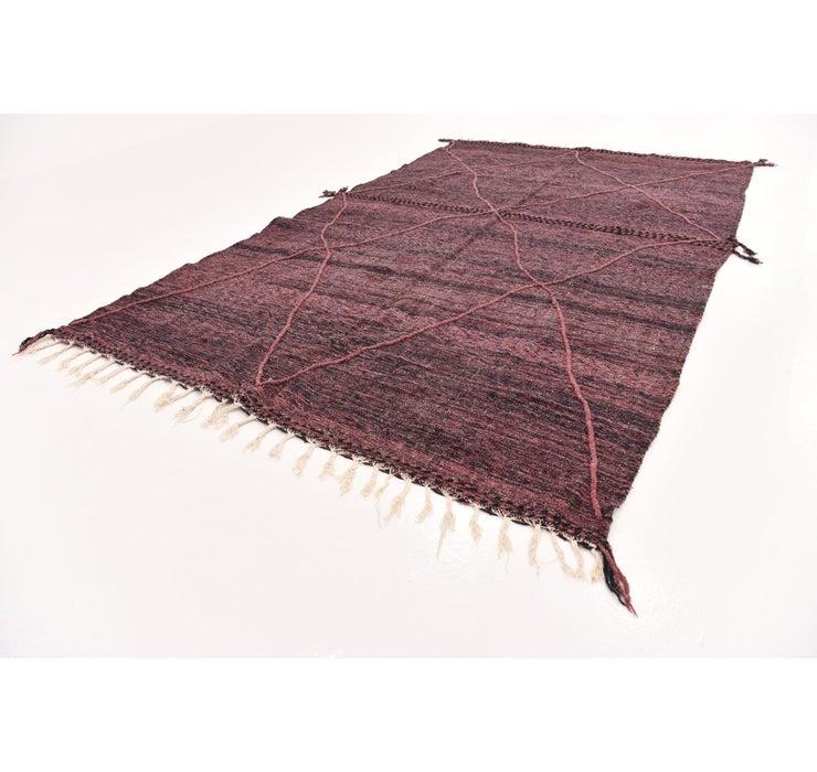 193cm x 312cm Moroccan Rug