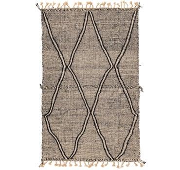 6' 2 x 9' 6 Moroccan Rug main image