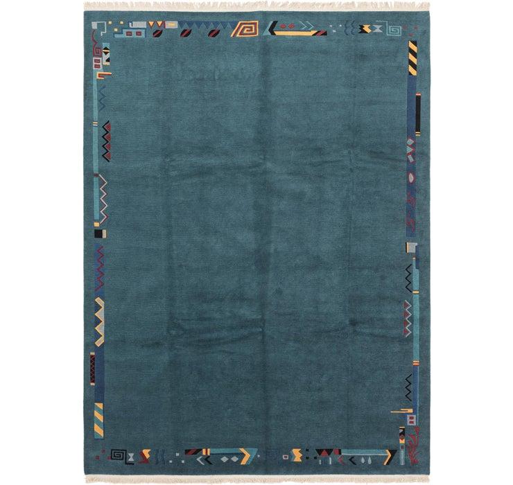 9' 10 x 13' 7 Nepal Rug