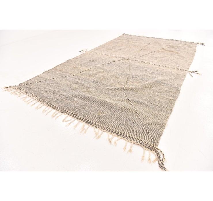 6' 7 x 12' Moroccan Rug