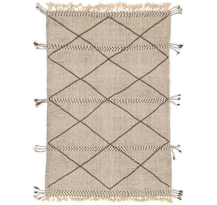 193cm x 285cm Moroccan Rug