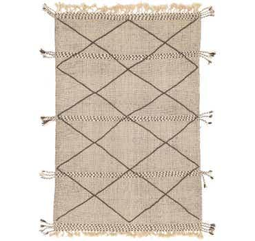 Image of  6' 4 x 9' 4 Moroccan Rug