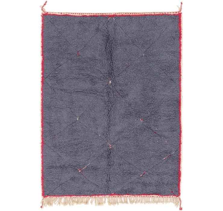 6' 5 x 8' 6 Moroccan Rug
