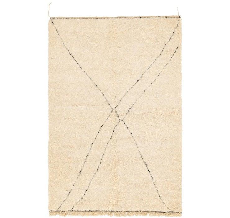 5' 4 x 8' 4 Moroccan Rug