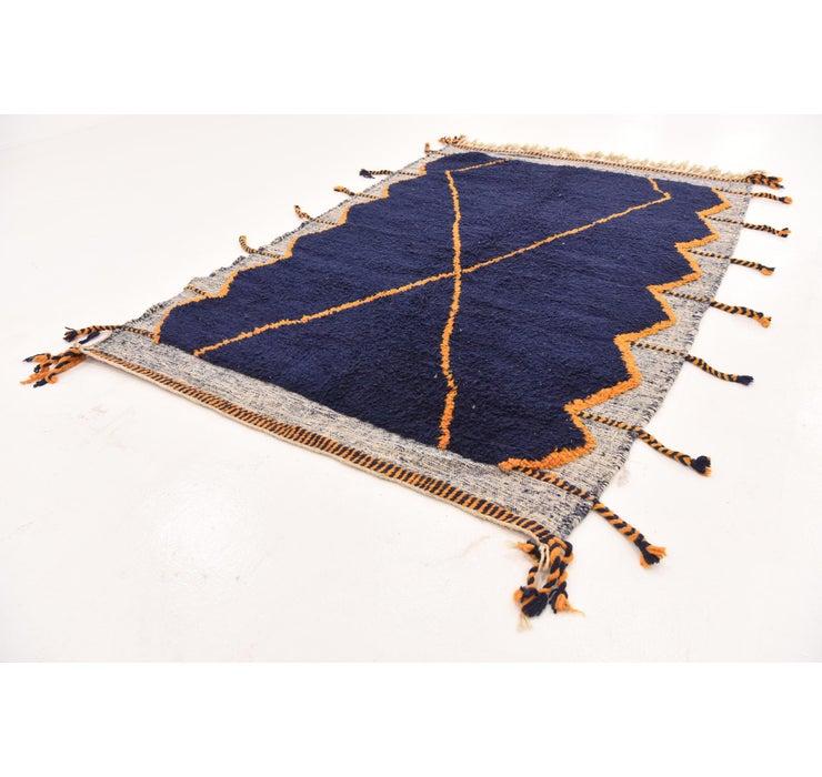 5' 8 x 8' 9 Moroccan Rug