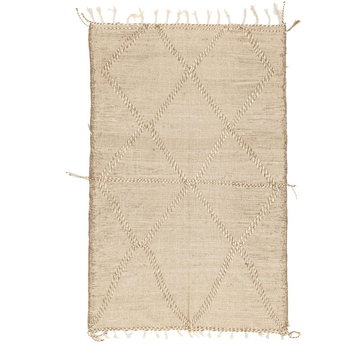 6' 3 x 9' 4 Moroccan Rug