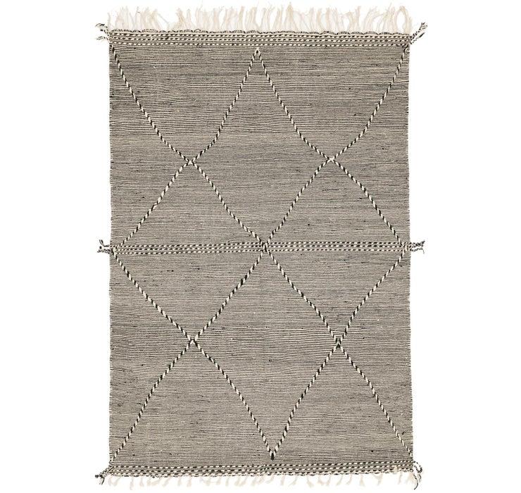 6' 2 x 9' 4 Moroccan Rug