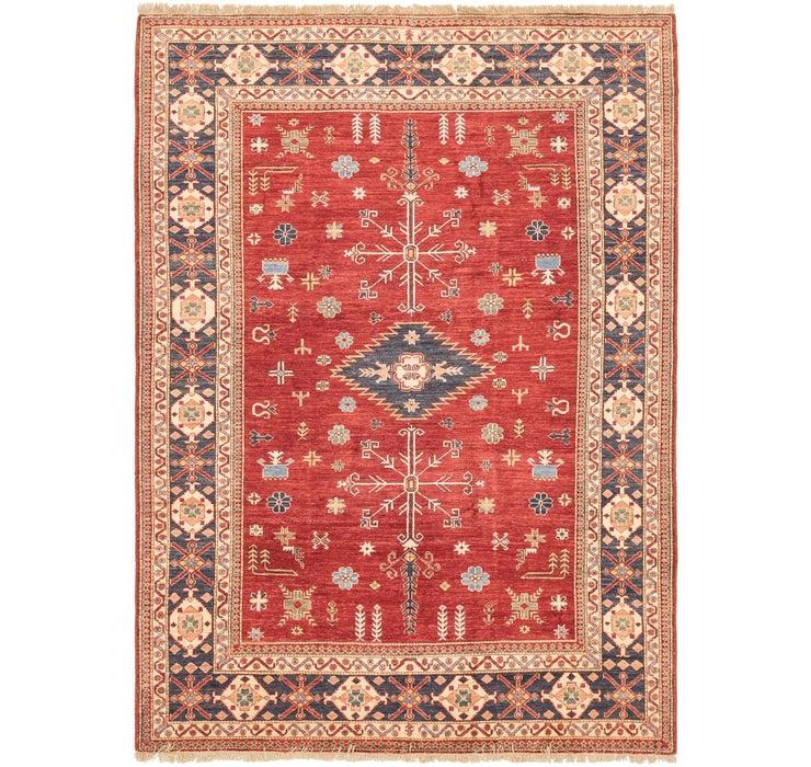 7' 4 x 9' 10 Kazak Oriental Rug