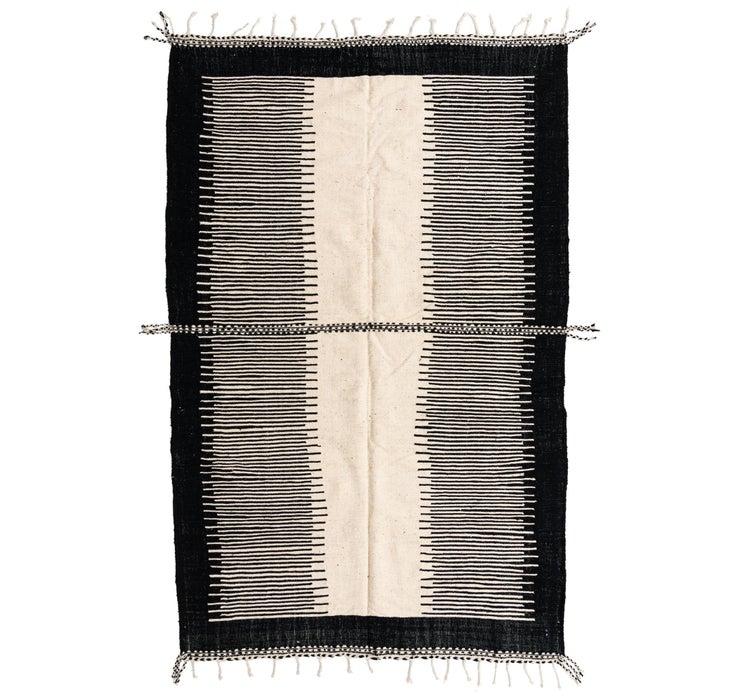 7' 4 x 11' 7 Moroccan Rug