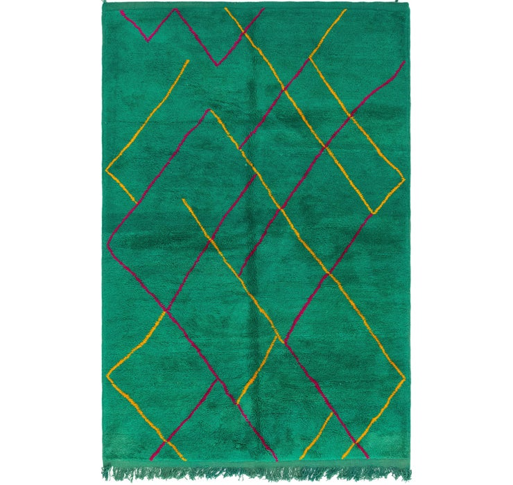 200cm x 315cm Moroccan Rug