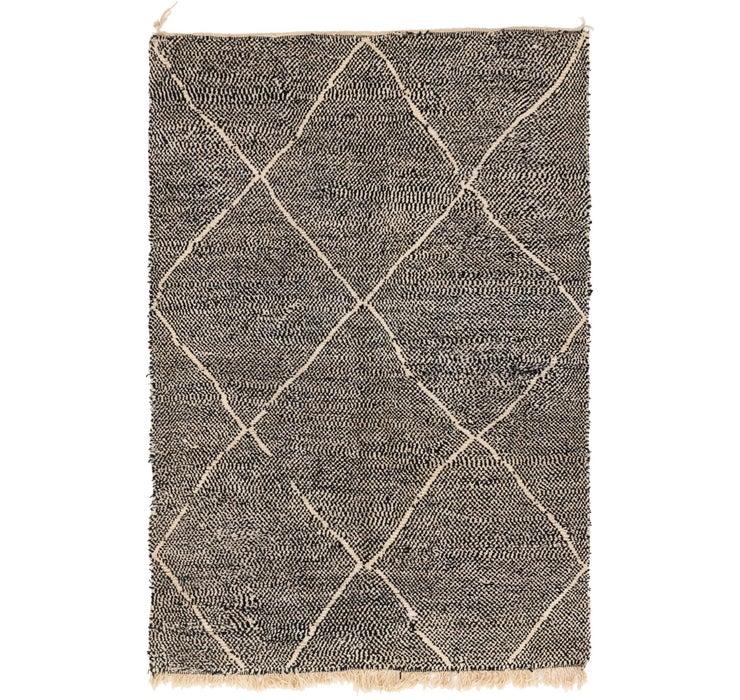 7' 2 x 11' Moroccan Rug
