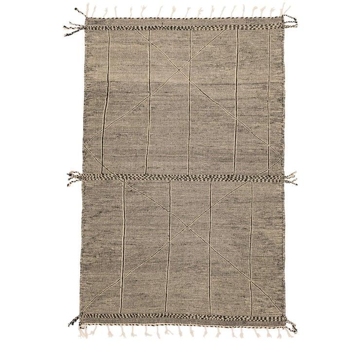 7' 10 x 11' 8 Moroccan Rug