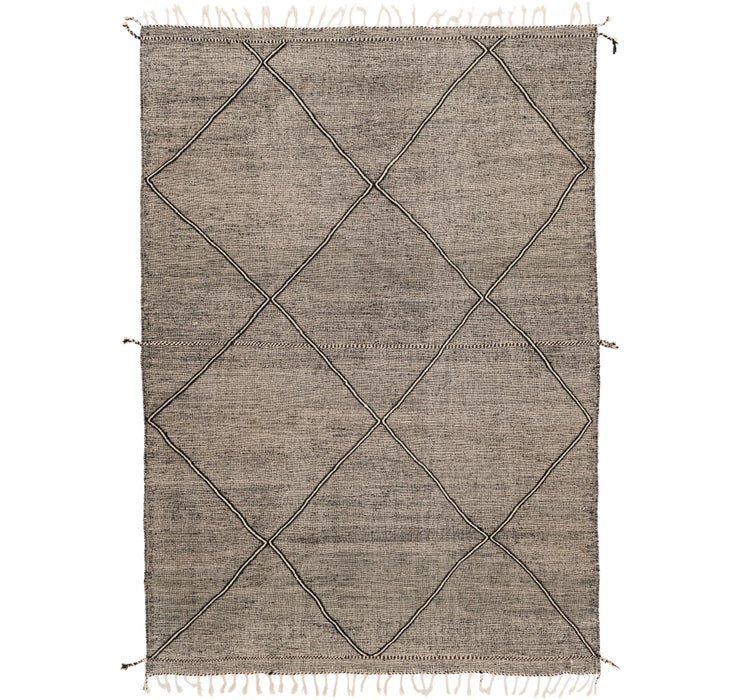 Image of 287cm x 415cm Moroccan Rug