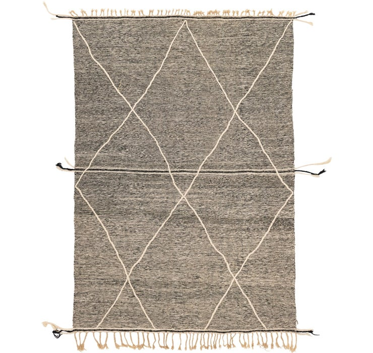 10' x 14' 2 Moroccan Rug